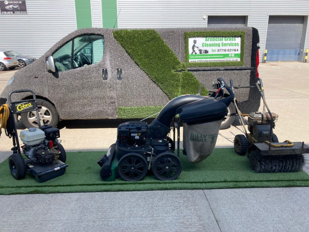 Artificial Grass Cleaning Bedford